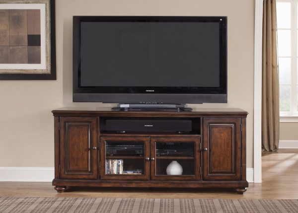Liberty Furniture Martinique Entertainment Console