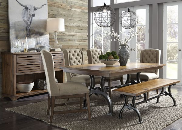Liberty Furniture Arlington House Dining Room Collection