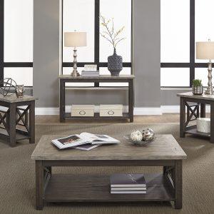 Liberty Furniture Heatherbrook Occasional Tables
