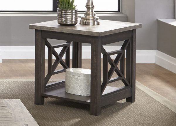 Liberty Furniture Heatherbrook Occasional Tables