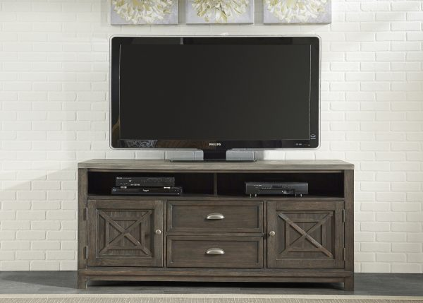 Liberty Furniture Heatherbrook Entertainment Center