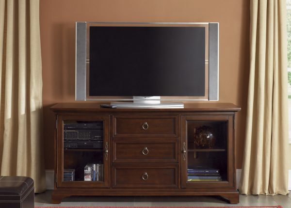 Liberty Furniture Beacon Entertainment Console