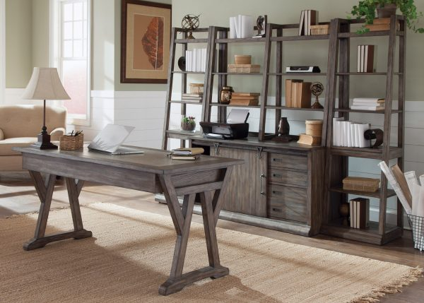 Liberty Furniture Stone Brook Jr. Executive Home Office Collection