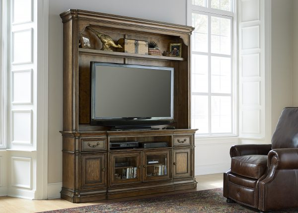 Liberty Furniture Amelia Entertainment Center
