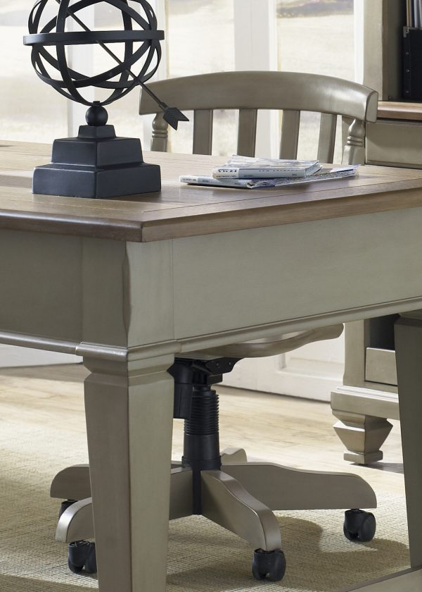 Liberty Furniture Bungalow Jr. Executive Home Office Collection