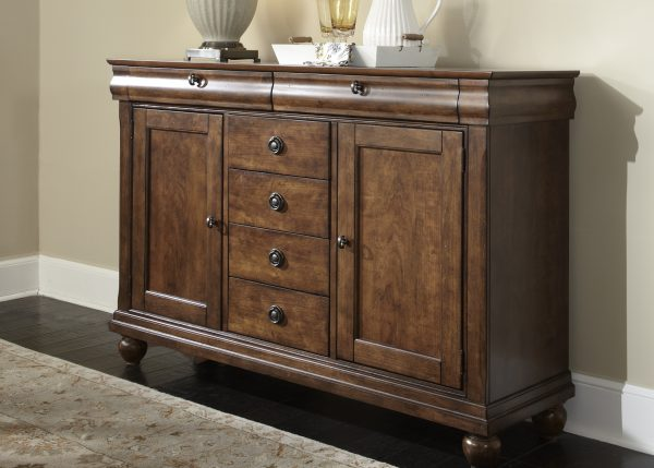 Liberty Furniture Rustic Tradition Dining Room