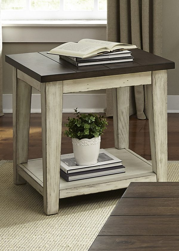 Liberty Furniture Lancaster Occasional Tables