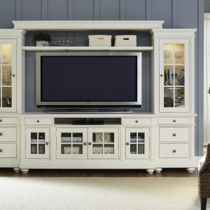 Liberty Furniture Harbor View Entertainment Center