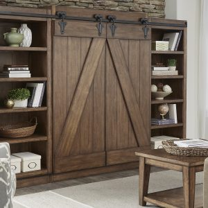 Liberty Furniture Lancaster II Entertainment Center