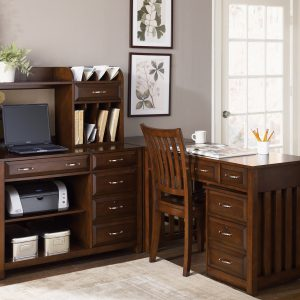 Liberty Furniture Hampton Bay Home Office Collection - Cherry
