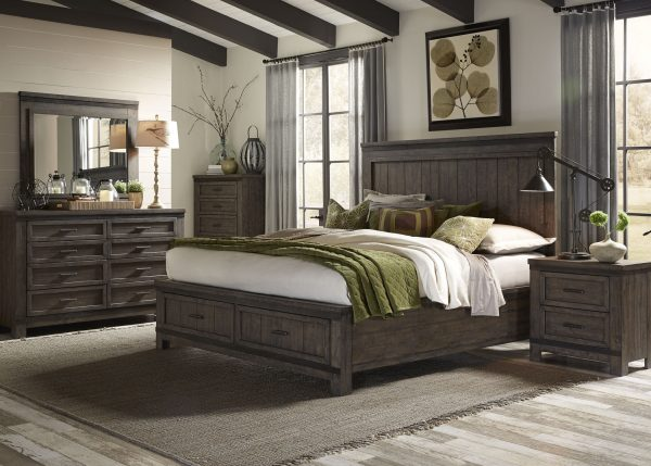 Liberty Furniture Thornwood Hills Bedroom Collection