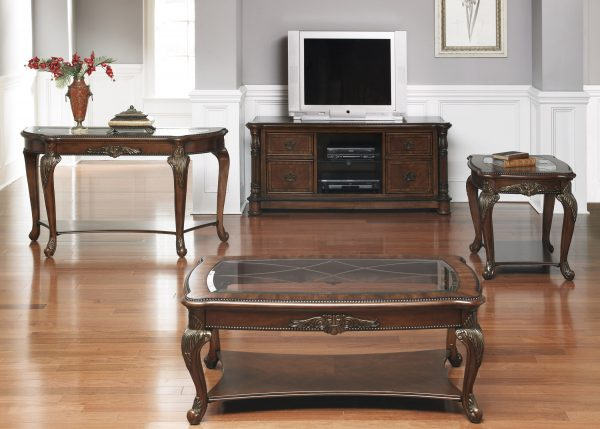 Liberty Furniture Eden Park Occasional Tables