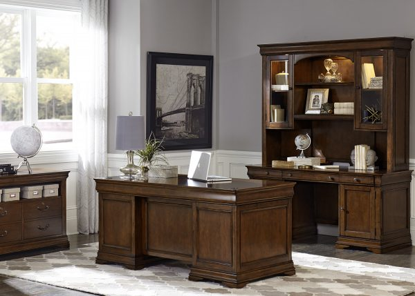 Liberty Furniture Chateau Valley Home Office Collection-0