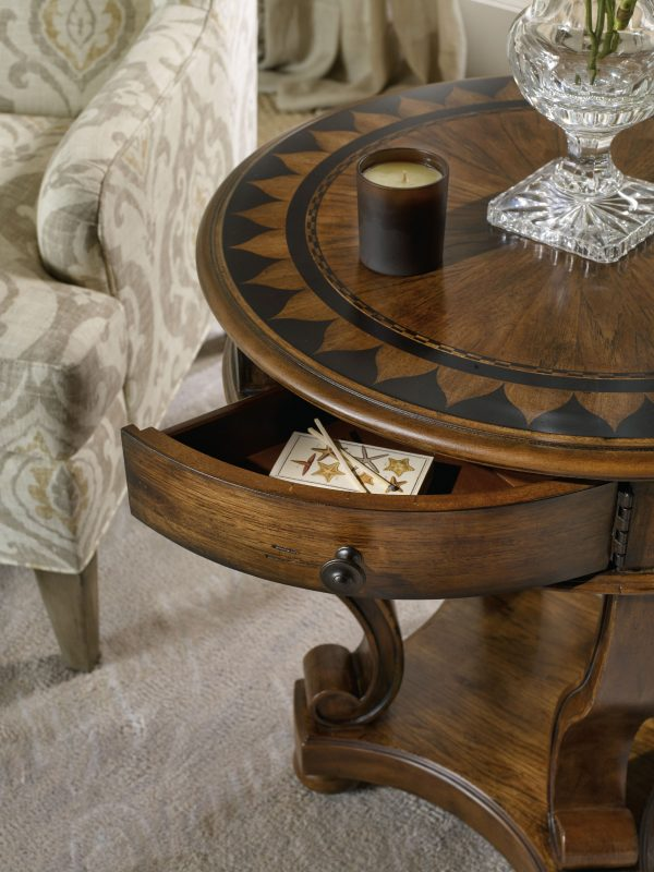 Hooker Furniture Archivist Living Room Tables