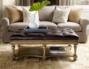 Hooker Furniture Archivist Living Room Tables