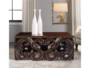 Hooker Furniture Melange Jaxon Cocktail Table
