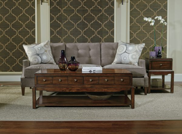 Hooker Furniture Palisade Living Room Tables