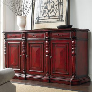 Hooker Furniture Red Credenza 5106-85001