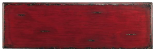 Hooker Furniture Red Credenza 5106-85001