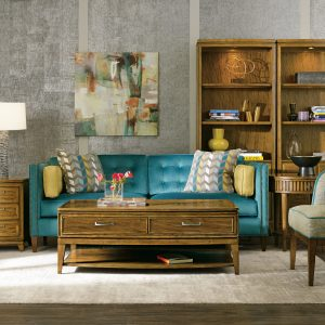 Hooker Furniture Retropolitan Living Room Tables
