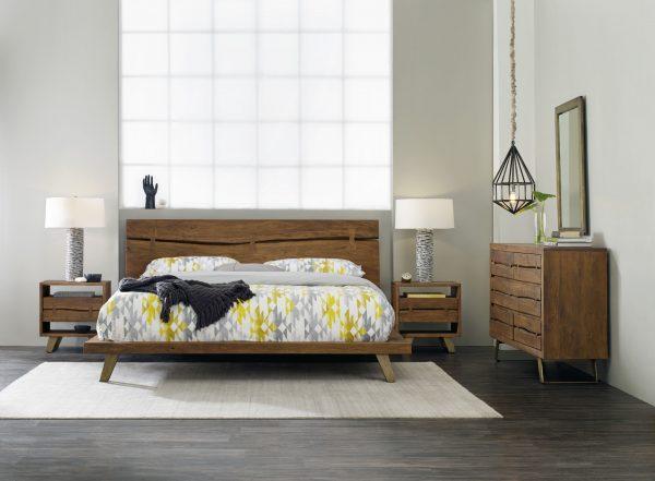 Hooker Furniture Transcend Bedroom Collection