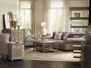Hooker Furniture True Vintage Living Room Tables