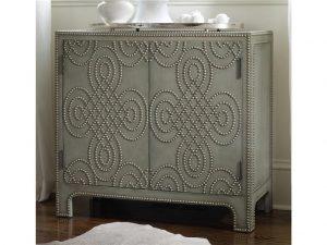 Hooker Furniture Two Door Nailhead Chest 5159-85001