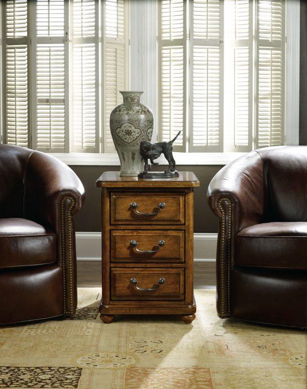 Hooker Furniture Tynecastle Living Room Tables