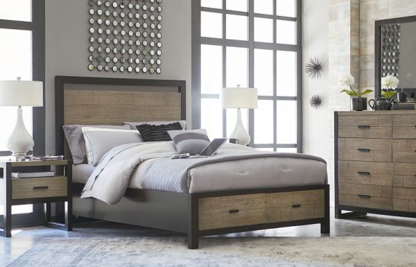 Legacy Furniture Helix Bedroom Collection