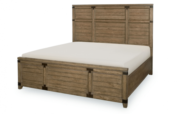 Legacy Furniture Metalworks Bedroom Collection