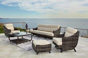 Anacara Company Bolton Outdoor Living Room Collection