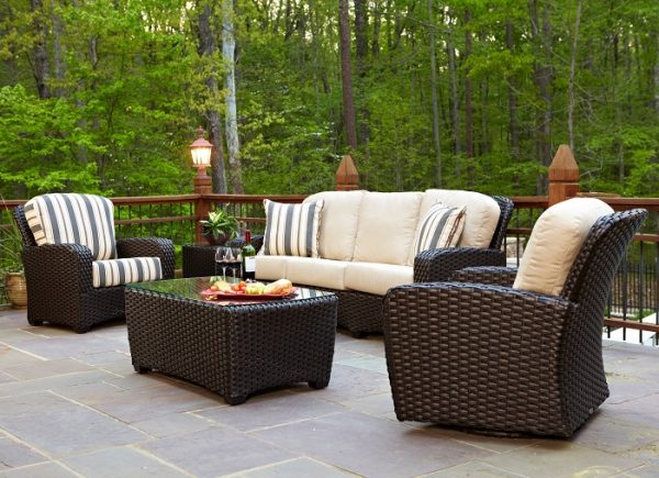 Anacara Company Carlysle Outdoor Living Room Collection