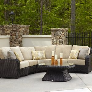 Anacara Company Carlysle Outdoor Sectional