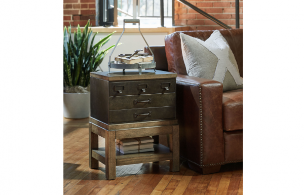 Legacy Furniture Metalworks Accent Table Collection