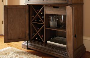 Legacy Furniture Renaissance Bar Cabinet