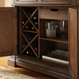 Legacy Furniture Renaissance Bar Cabinet