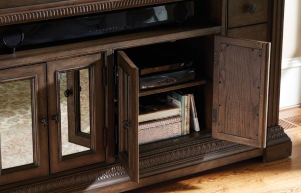 Legacy Furniture Renaissance Entertainment Console
