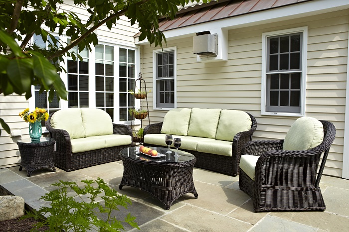 Anacara Company Mariner Outdoor Living Room Collection In