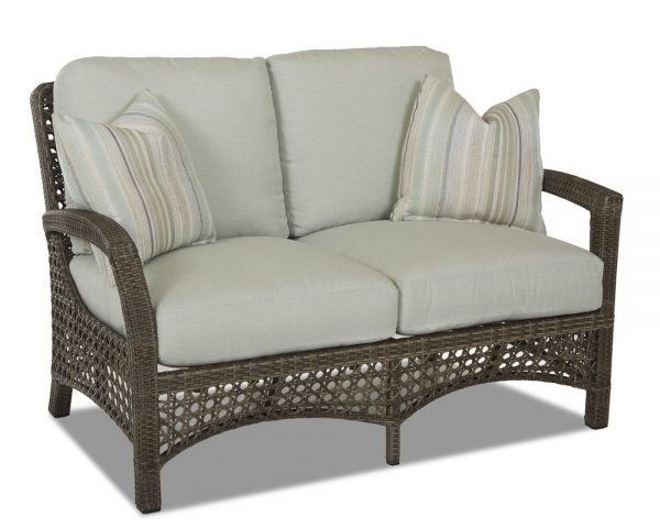 Klaussner Amure Love Seat-0