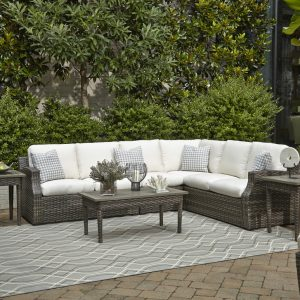 Klaussner Cascade Sectional Collection-0