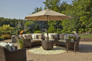 Klaussner Sycamore Sectional-0