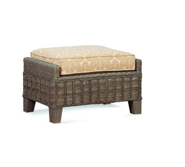Braxton Culler 0444-009DR Ottoman Driftwood-0