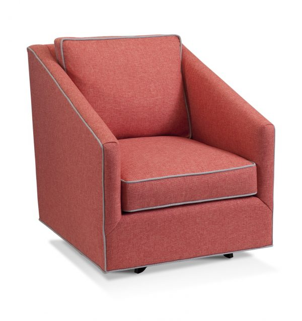 Braxton Culler 5008-005 Harrison Swivel Chair-0