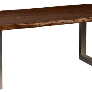 Classic Home Kai Live Edge Dining Table-0