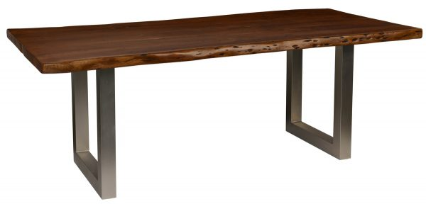 Classic Home Kai Live Edge Dining Table-0