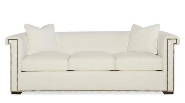 Century Modern Chesterfield Sofa-0