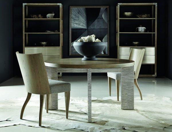 Bernhardt Eldridge Dining Table w/ Rowe chair-0