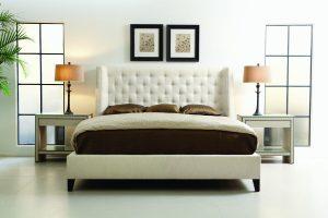 Bernhardt Maxine Wing Bed-0