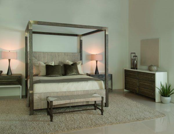 Bernhardt Palma Canopy Bed-0