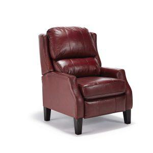 Best Home Furnishings Paulie High Leg Recliner Leather-0
